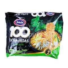 Gaga 100 Rawit Chili Soto Instant Soup Noodles