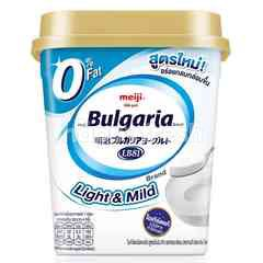 บัลแกเรีย บัลแกเรีย โยเกิร์ตสูตรไขมัน 0%