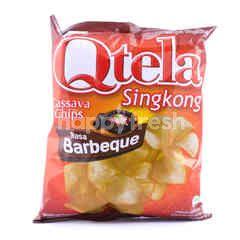Qtela Cassava Chips Barbecue