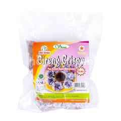 Shaza Cireng Crispy Ubi Ungu