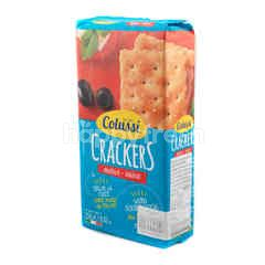 Colussi Crackers Salati Salted