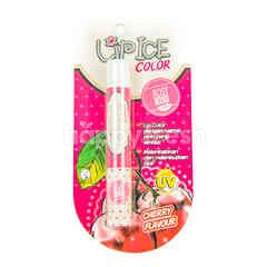 Lip Ice Color Rosy Kiss Cherry Flavor Lipstick