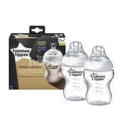 TOMMEE TIPPEE Bottle 260ml 90Z Twin Pack