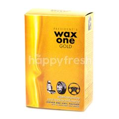 Wax One Gold Leather & Vinyl Polisher