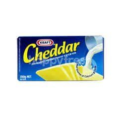 Kraft Cheddar Cheese Block