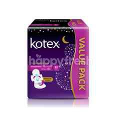 Kotex Overnight Wing Pads (24 Pieces)