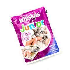 Whiskas Junior 1-12 Months Mackerel