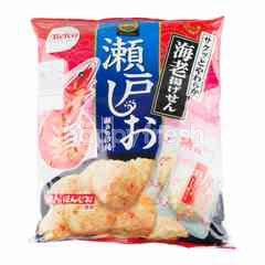 Setoshio Salted Crispy Rice Cracker