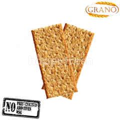Grano Crackers Whole Wheat