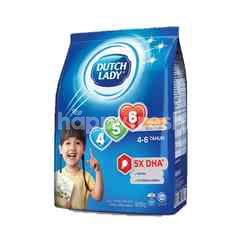 Dutch Lady Milk Powder GUM 456 Honey 900g