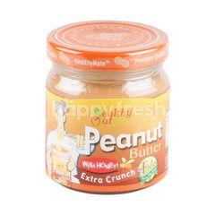 Healthy Mate Extra Crunch Honey Peanut Butter