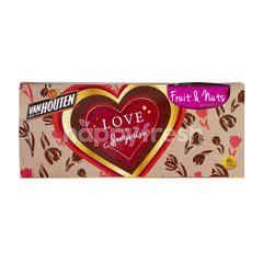 Van Houten Cokelat Susu Rasa Buah dan Kacang Utuh