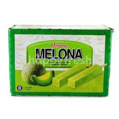 Binggrae Melona Melon Ice Cream Bar