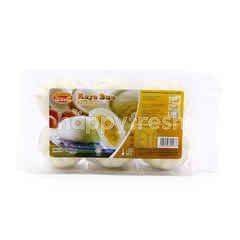 Double Snack Kaya Bun (6 Pieces)