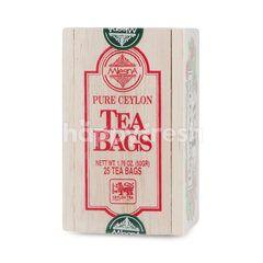 Mlesna Raspberry Flavoured Tea (25 Tea Bags)