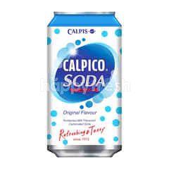 Calpico Carbonated Fermented Milk Drinks