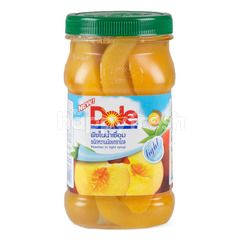 Dole Peaches In Light Syrup