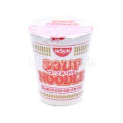 Nissin Shokuhin Soup Noodle