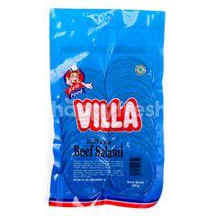 Villa Daging Asap