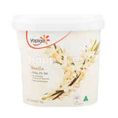 Yoplait Yoghurt With Vanilla