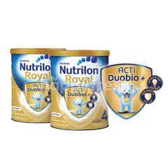 Nutrilon Nutricia Nutrilon Royal 4 Susu Formula Bayi Rasa Vanila