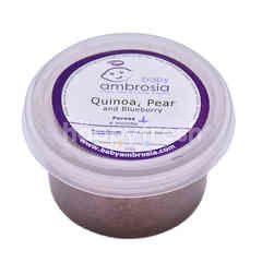 Quinoa, Pear, & Blueberry