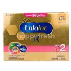 เอนฟาแล็ค เอพลัส 360 ดีเอชเอ พลัส เอ็มเอฟจีเอ็ม โปร 2 สำหรับทารกและเด็กเล็ก