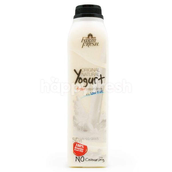 Farm Fresh Original Natural Yogurt Drink