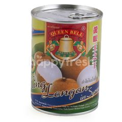 Queen Bell King Longan in Syrup