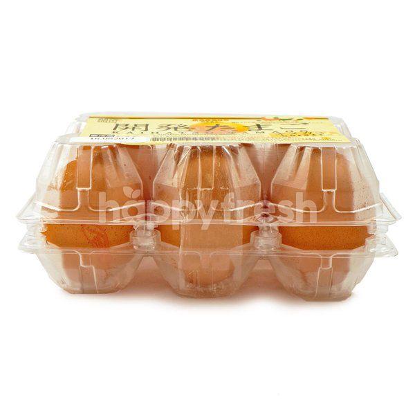 Kaihatsu Tamago Omega 3 Eggs