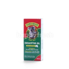 Euky Bear Eucalyptus Oil