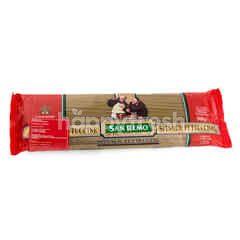 San Remo Spinach Fettuccine Pasta
