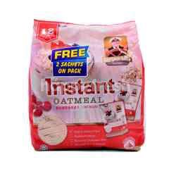 Captain Oats Instant Oatmeal (12 Sachets)