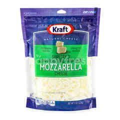 Kraft Shredded Low-Moisture Part-Skim Mozarella Cheese
