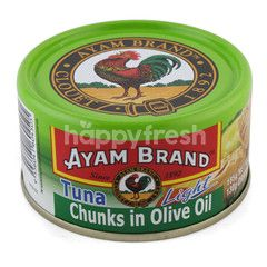 Ayam Brand Tuna Chunks In Olive Oil