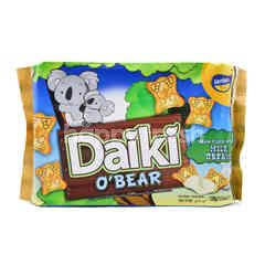 Tenten O'Bear Daiki Cream Filled Biscuits