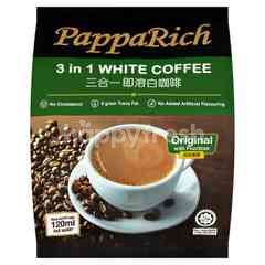 Pappa Rich 3 In 1 White Coffee (12 Sachet)