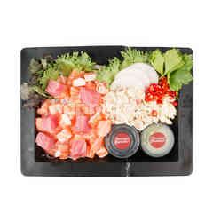 Gourmet Market Spicy Mixed Sashimi Salad