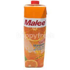 Malee 100% Mandarin Orange Juice With Orange Pulp