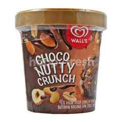 Wall's Es Krim Choco Nutty Crunch