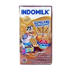 Indomilk Kids Chocolate UHT Milk