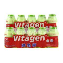 VITAGEN Apple Flavoured Cultured Milk Drink 625ml Twinpack
