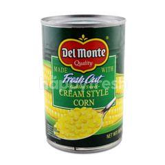 Del Monte French Cut Cream Style Corn