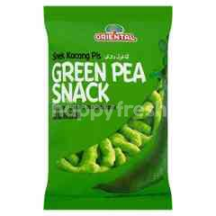 Oriental Green Pea Snack