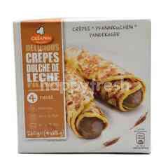 Creapan Delicious Crepes Dulche De Leche Filling (4 x 65g)