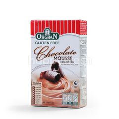 Orgran Chocolate Mousse Mix