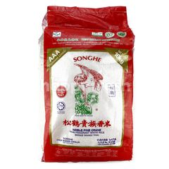 SONGHE Noble Pine Crane Thai Fragrant White Rice