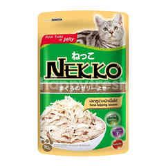 Nekko Tuna Topping Sasami In Jelly Cat Food Pack