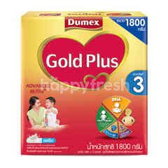 Dumex Gold Plus Step 3 Advanced Nutri Plain 1,800 g