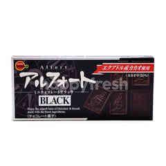 Bourbon Alfort Black Biscuits